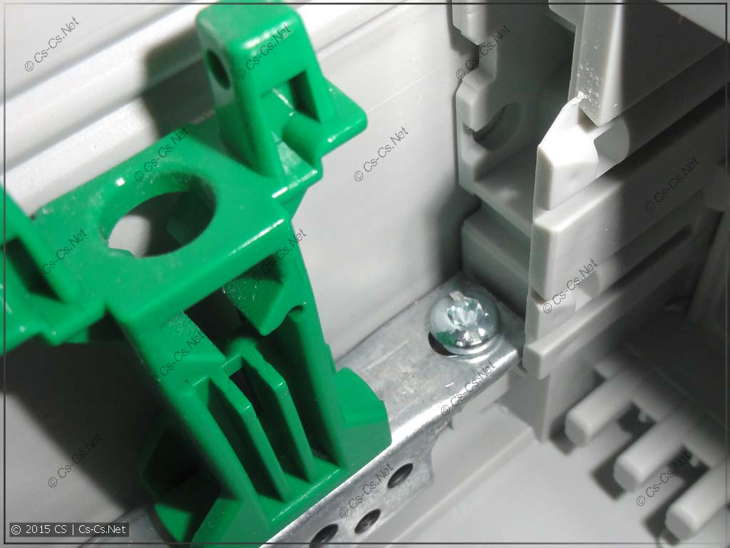 Винт крепления EDF-профиля