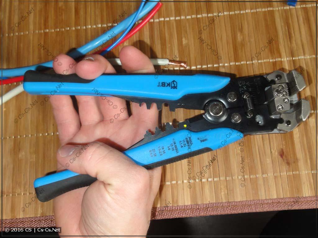 Удобство ручек инструмента для руки (WS-04A)