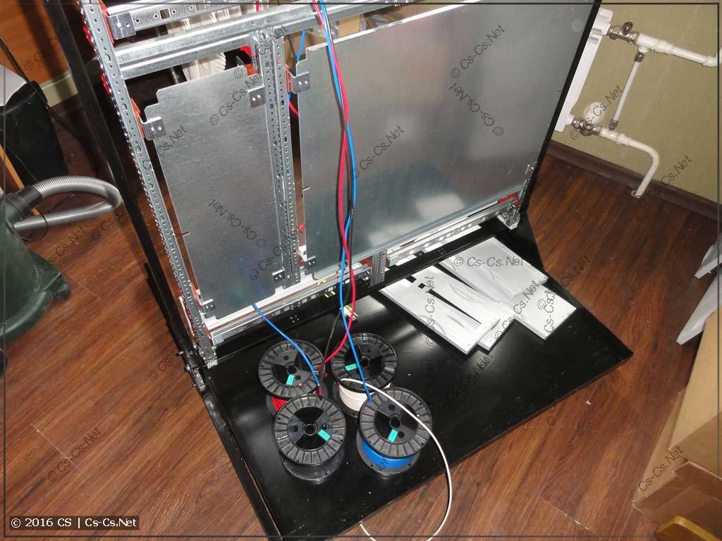 Поддон стапеля используется для проводов