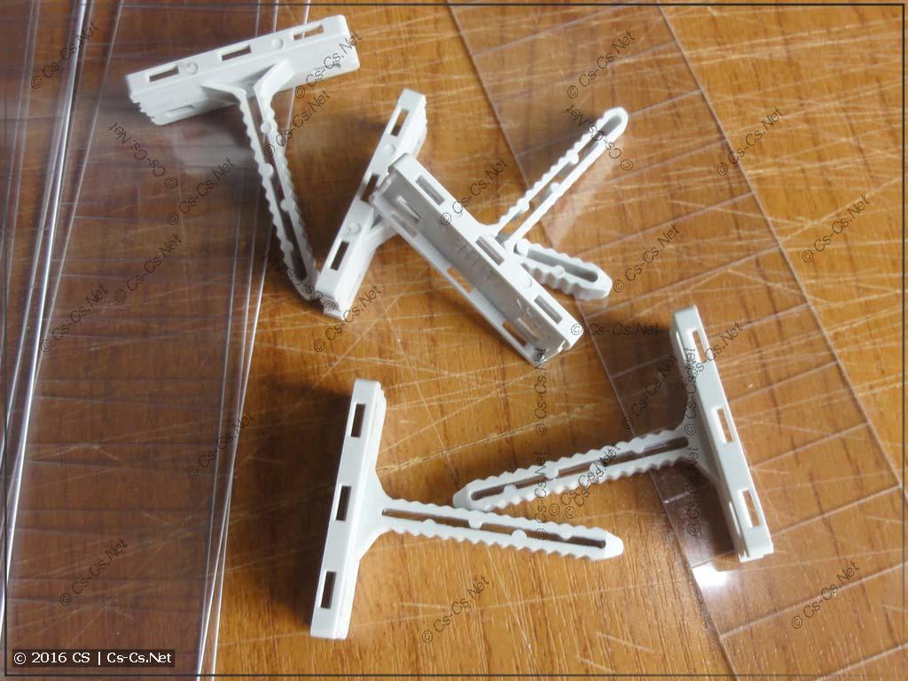Маркировка клеммных блоков PEAD и защитные крышки EPR2