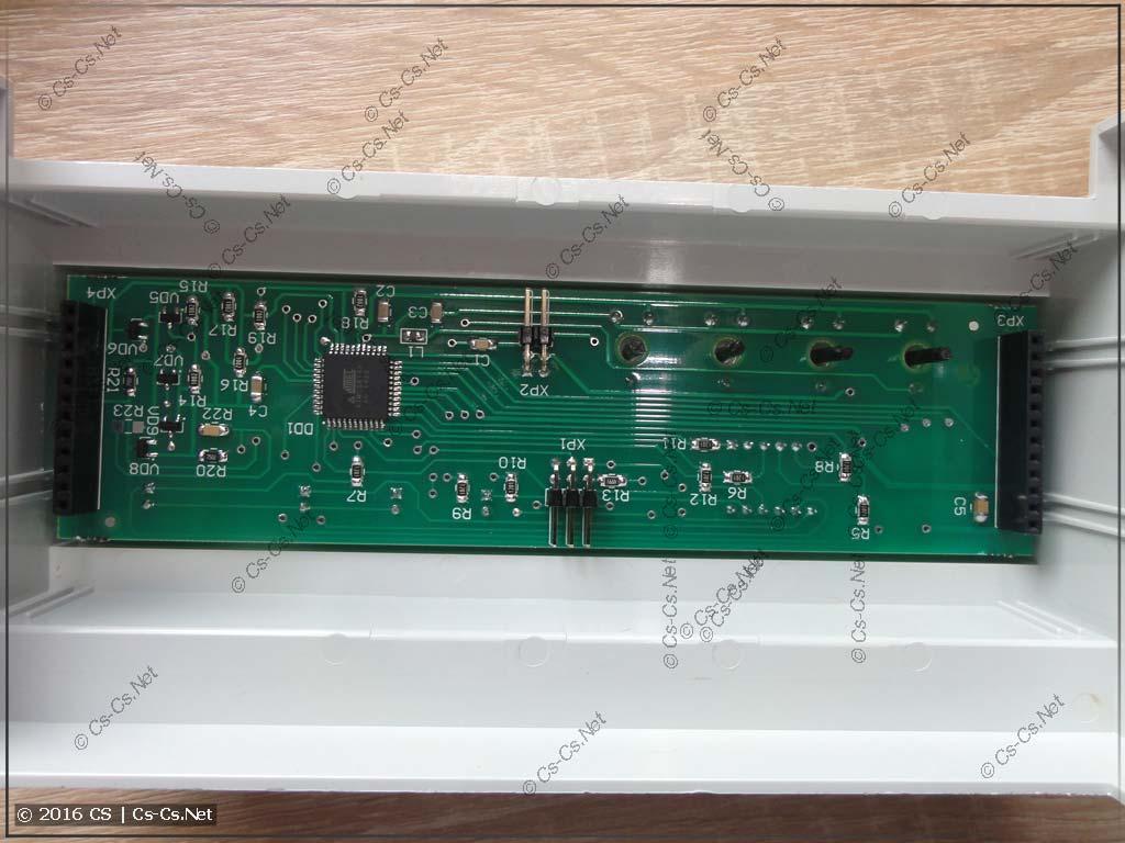 Переключатель фаз НоваТек ПЭФ-319 (плата процессора)