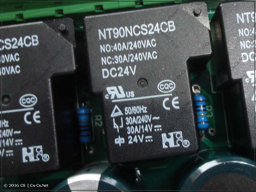 Переключатель фаз НоваТек ПЭФ-319 (силовые реле)