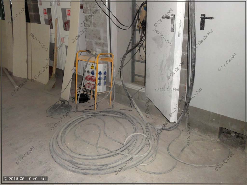 Вводной кабель в офис москва-сити