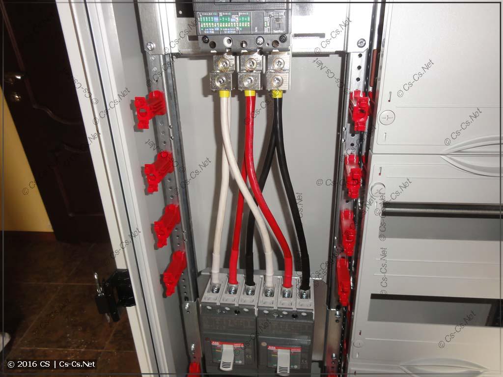 Подключение автоматов TMax XT на два офиса