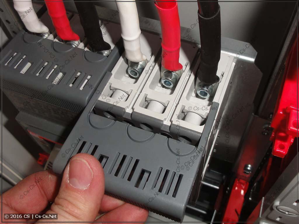 Крышки LTC для выводов автоматов TMax XT