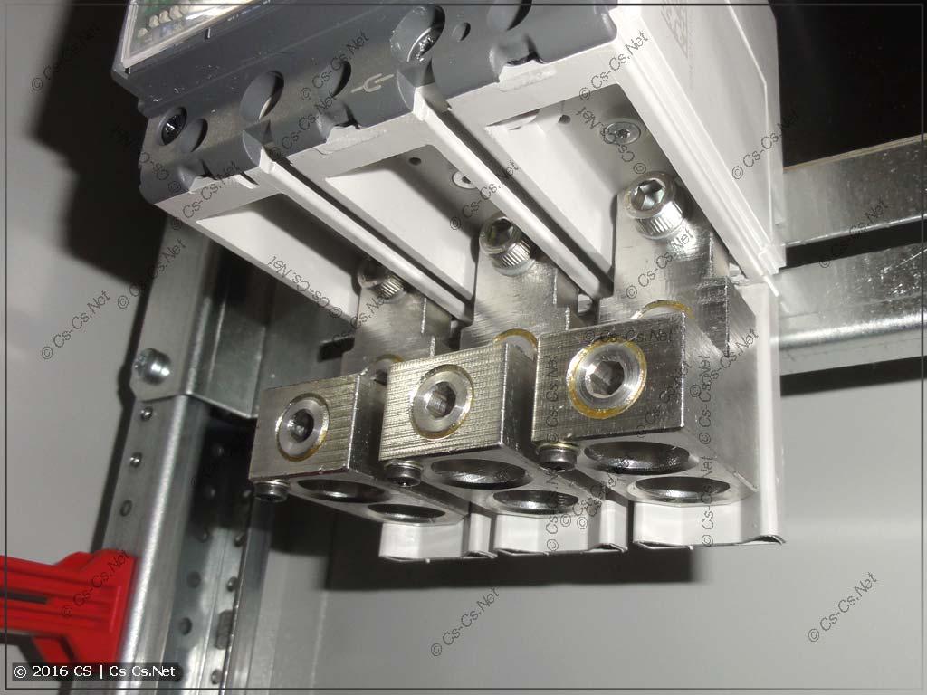 Дополнительные выводы FC для автоматов Tmax XT