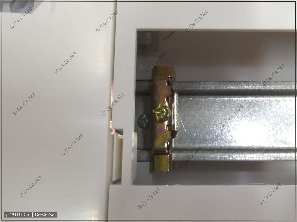 Щит ABB серии Mistral 41 (встроенный, нельзя поставить YXD10)