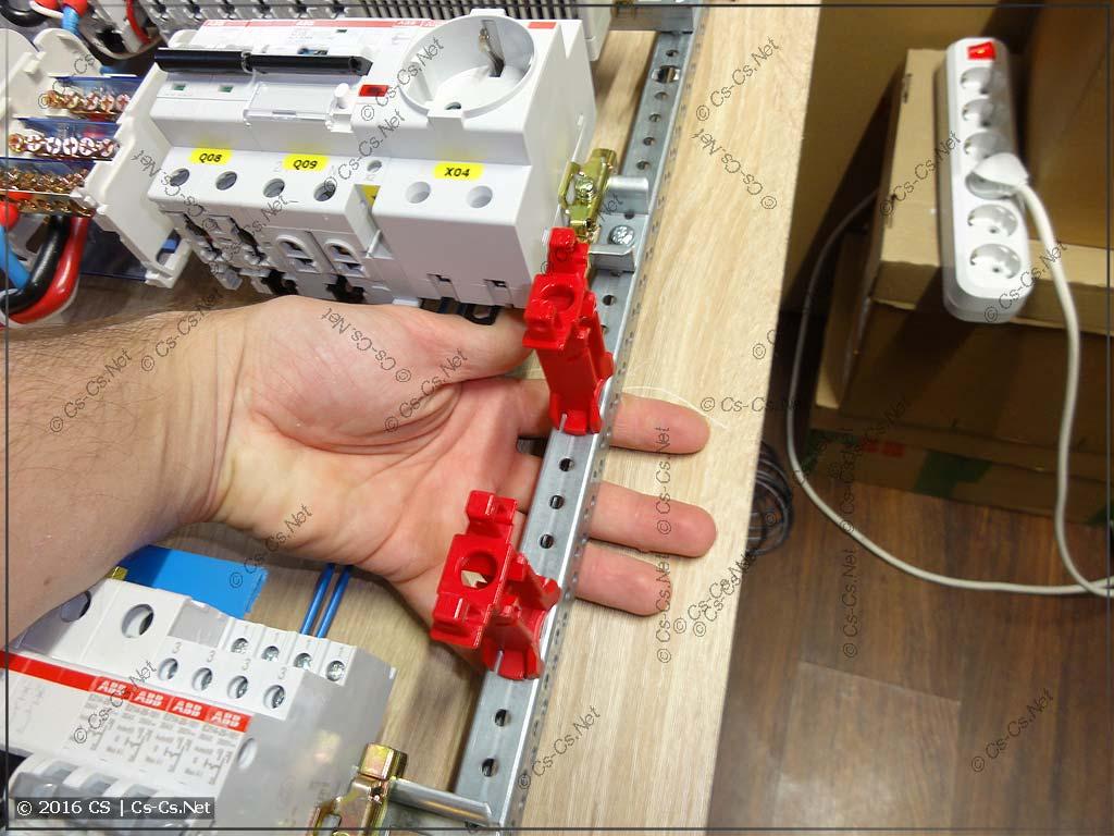 Использование регуляторов глубины ZW для того, чтобы приподнять EDF/WR-профиль при сборке