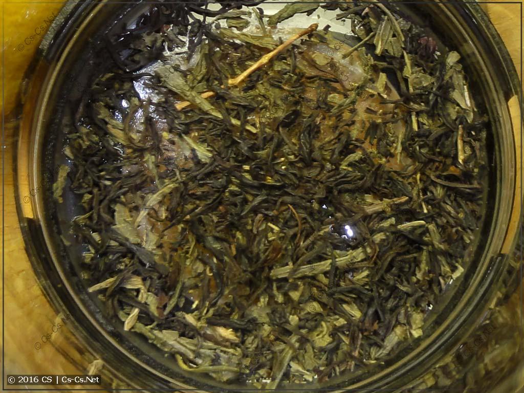Заварка для чая с имбирём