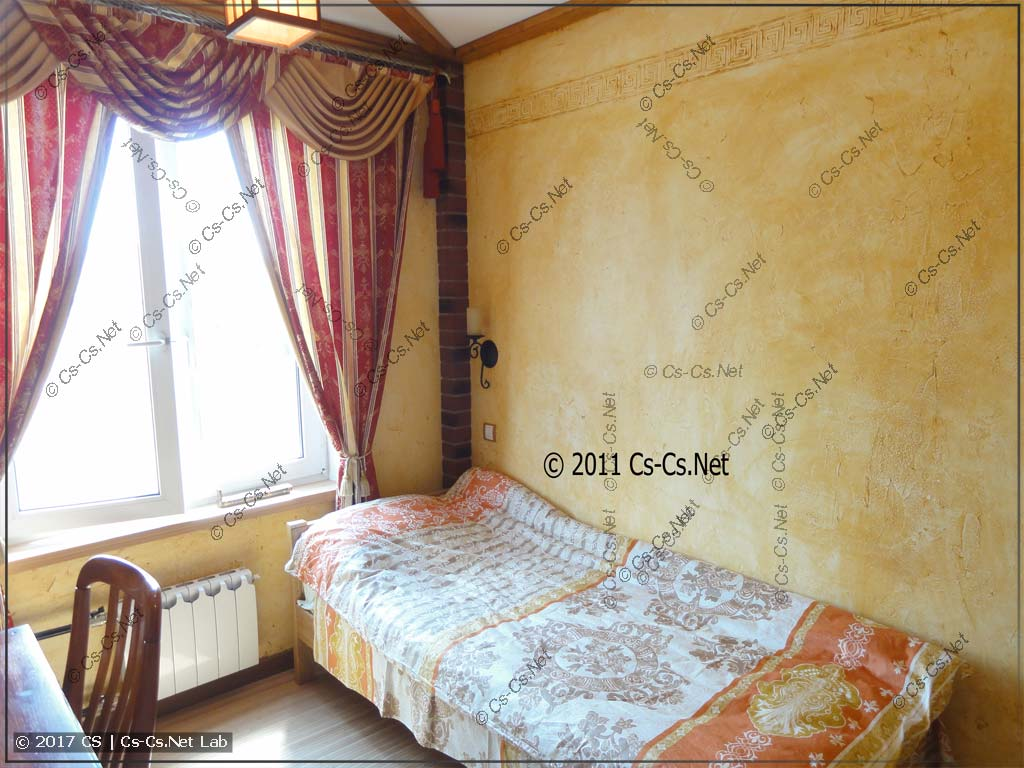 Итог ремонта: спальное пространство