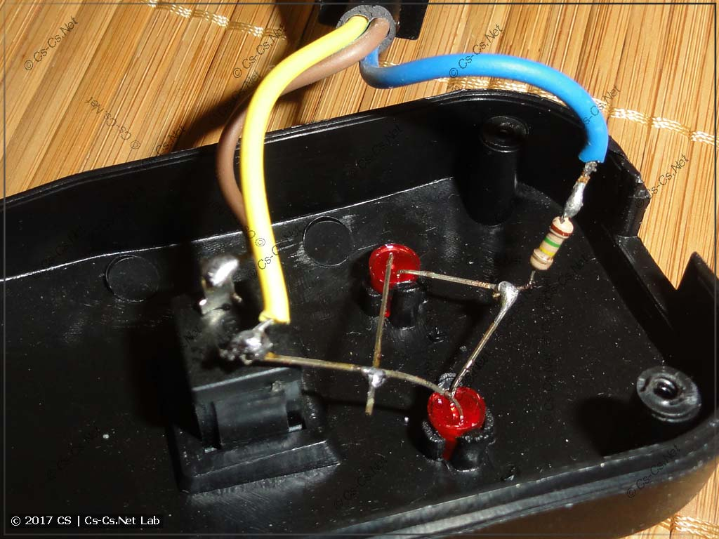 Старая схема проводного пульта дымовой установки Involight FM900