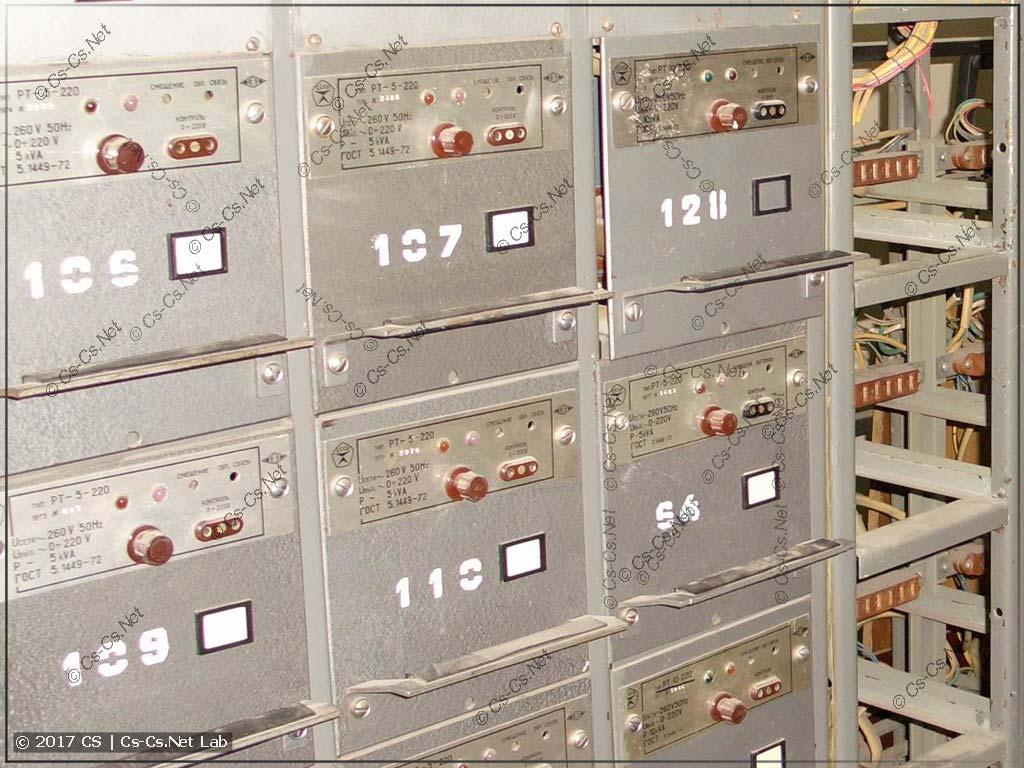 Блоки диммеров от регулятора СТАРТ-120