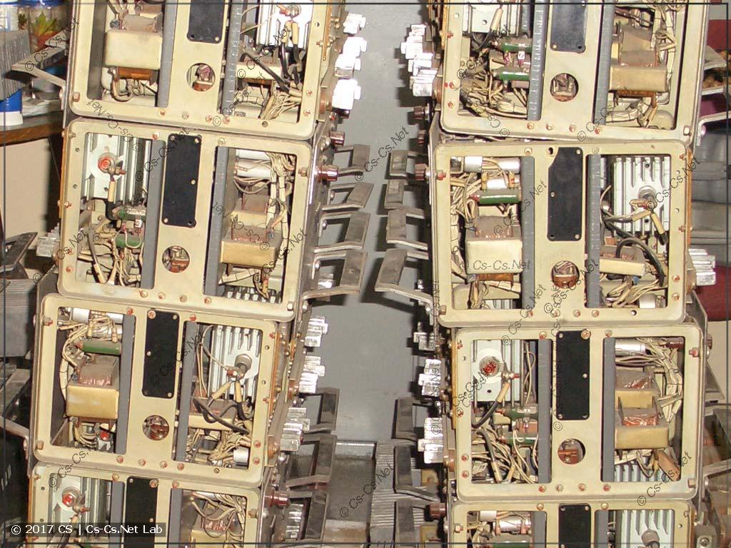 Диммерные блоки РТ-х-220 от светового комплекта СТАРТ-120