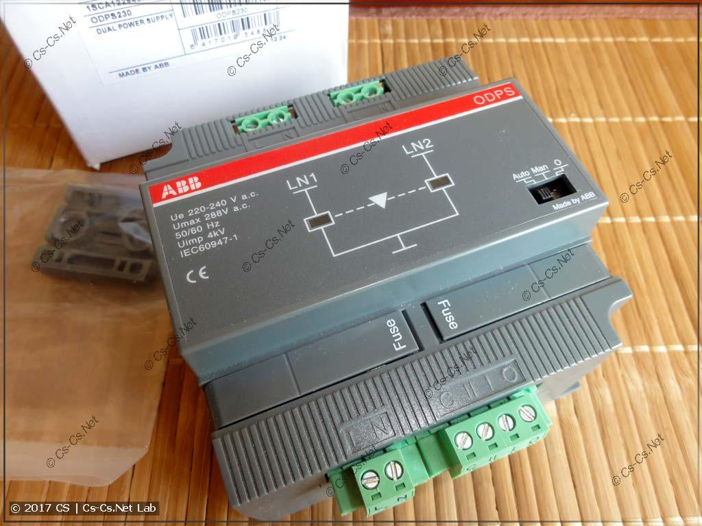Блок управления рубильником с мотором ABB ODPS230