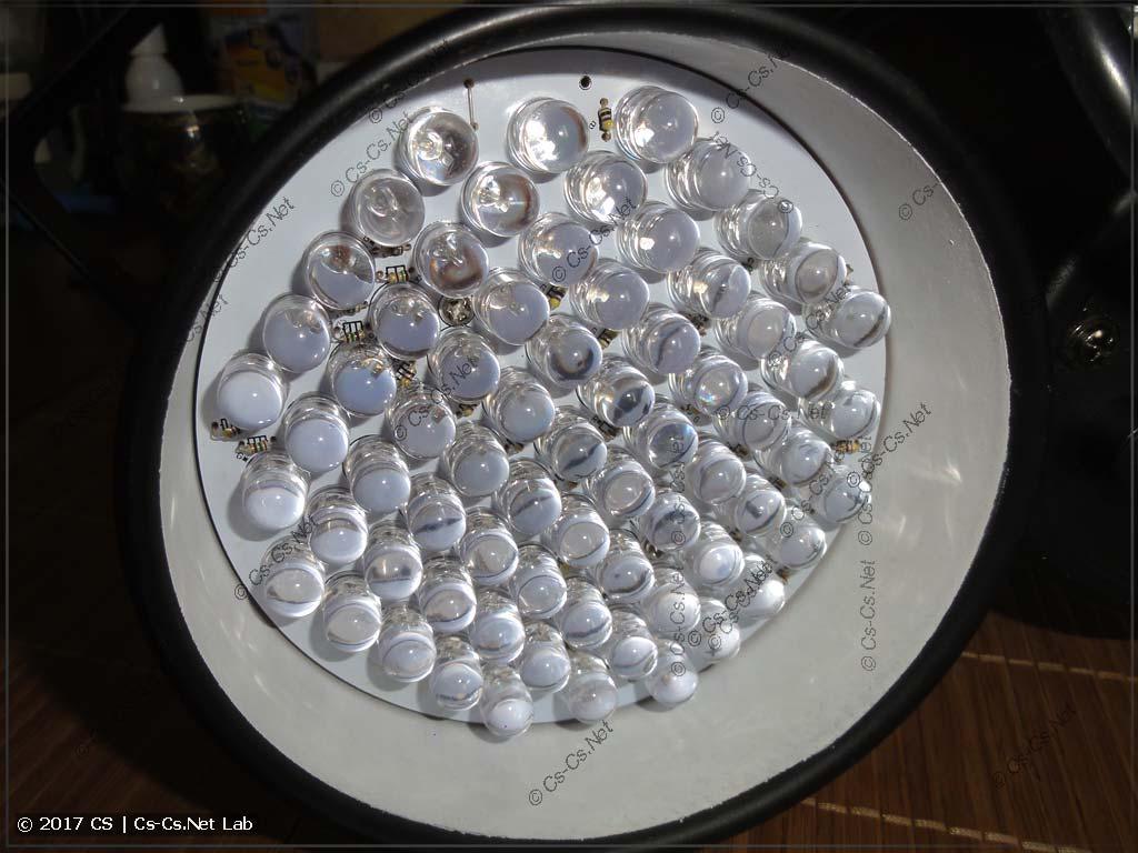 Светодиоды LED PAR-прожектора