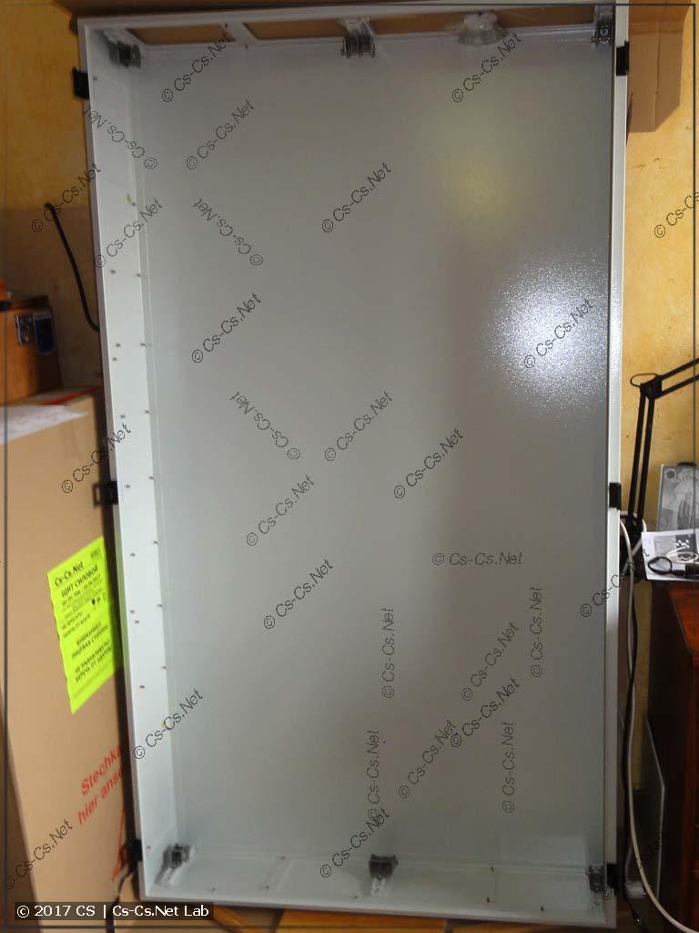 Готовим шкаф TwinLine (TG412G) для сборки щита