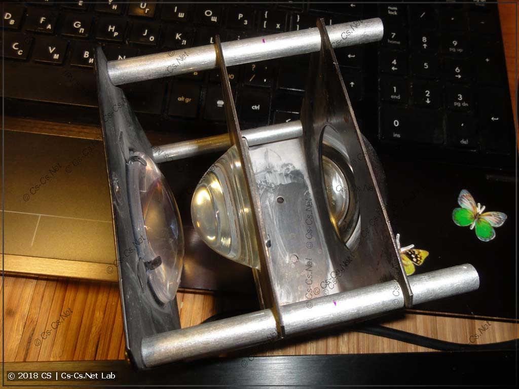 Отпический конденсор сканера Robe Scan 250 XT