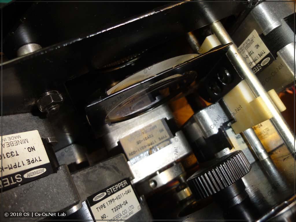 Механизм электронного фокуса вблизи