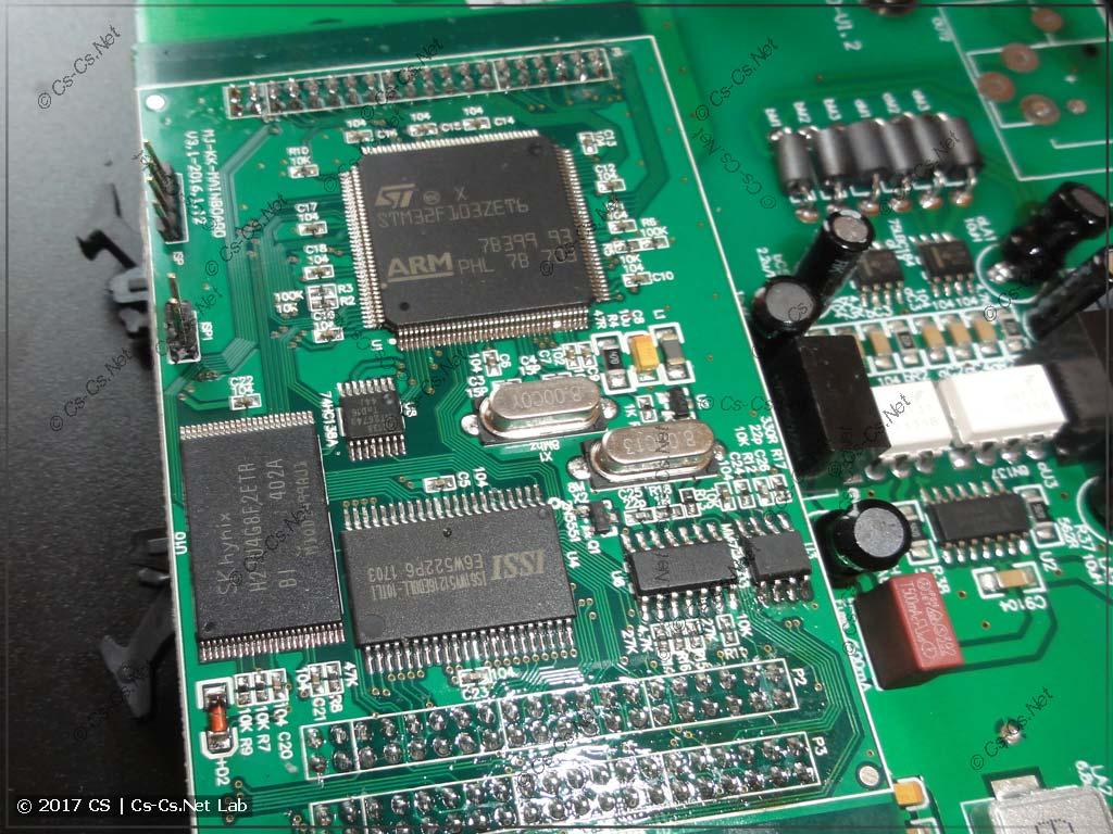 Световой пульт King Kong 1024s (процессор STM32)