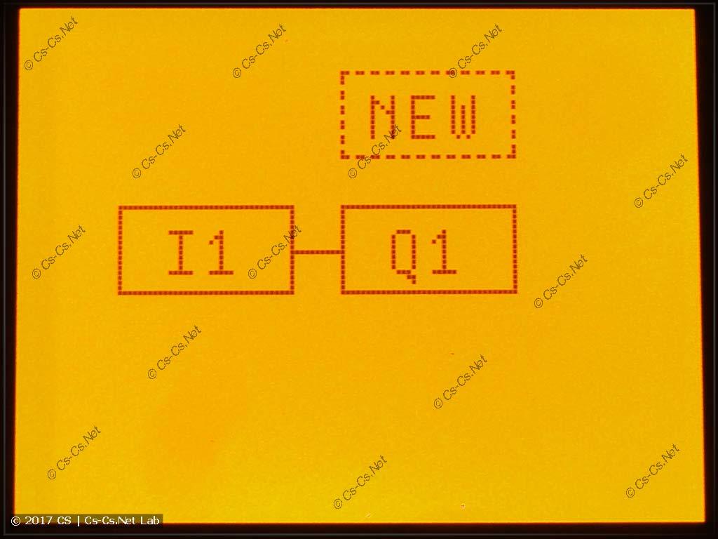 Наша первая простая программа в Logo