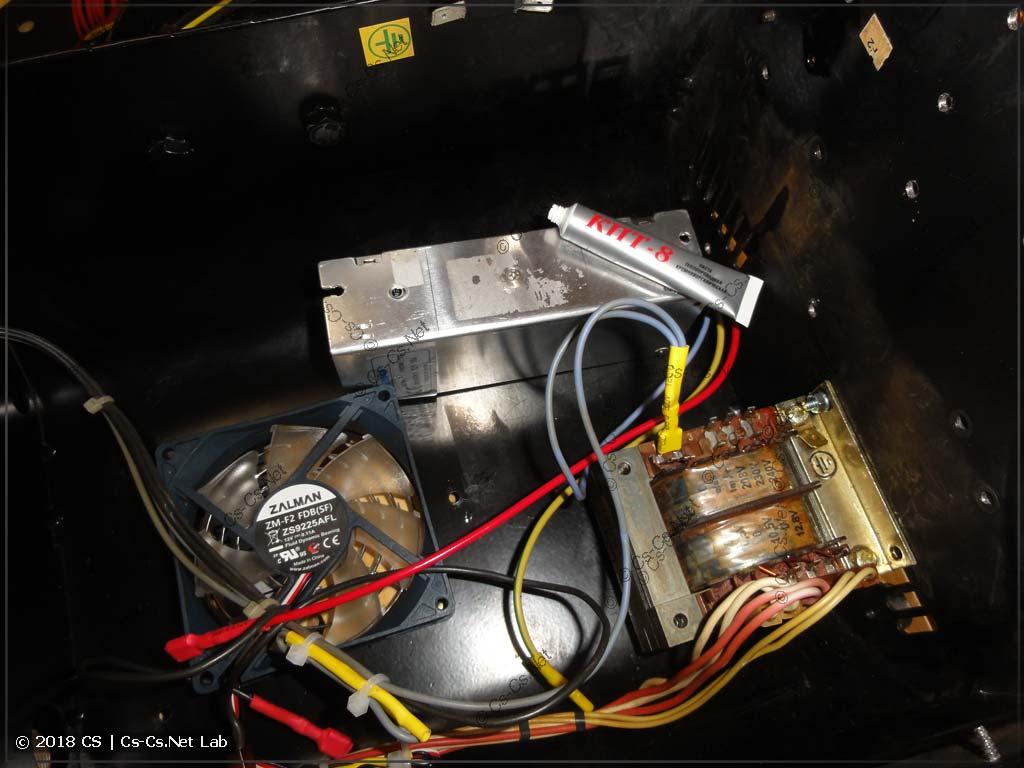 Готовим блок питания светодиода для установки на корпус сканера