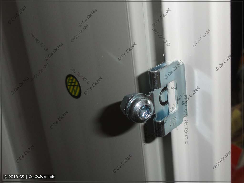 Клемма заземления двери щита типа B