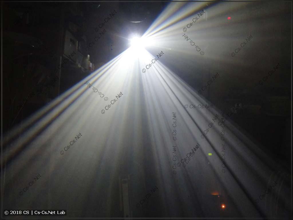 Приборы типа Spot - сканер ROBE Scan 250 XT (призма и гобо)