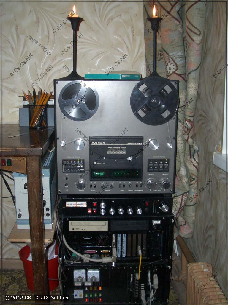 Готичная Lacrimosa с катушечника ОЛИПМ-005