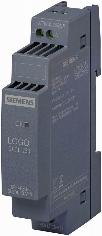 Реле компенсации стартовых токов Siemens ICL230
