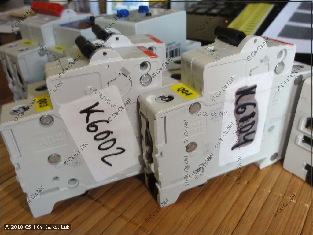 Ужасные наклейки от ЭлектроМонтажа тоже портят товарный вид