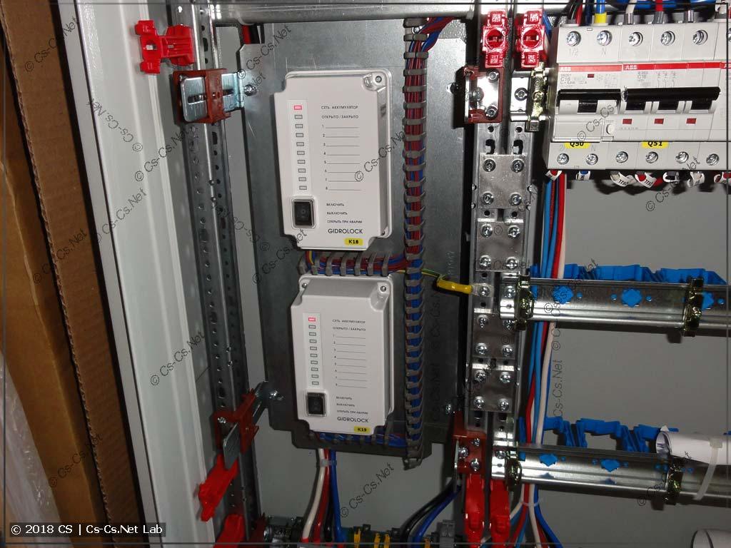 Контроллеры защиты от протечек GidroLock для отопления и воды