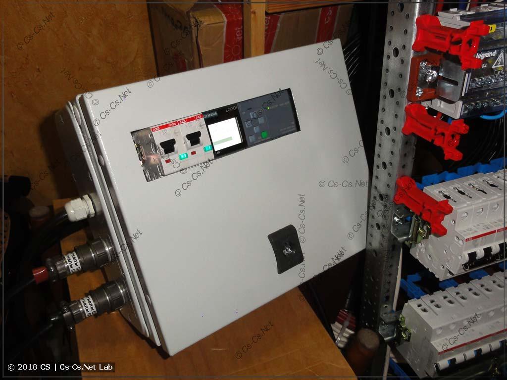 IPM-E: Эмулятор генератора и инвертора для IPM в работе