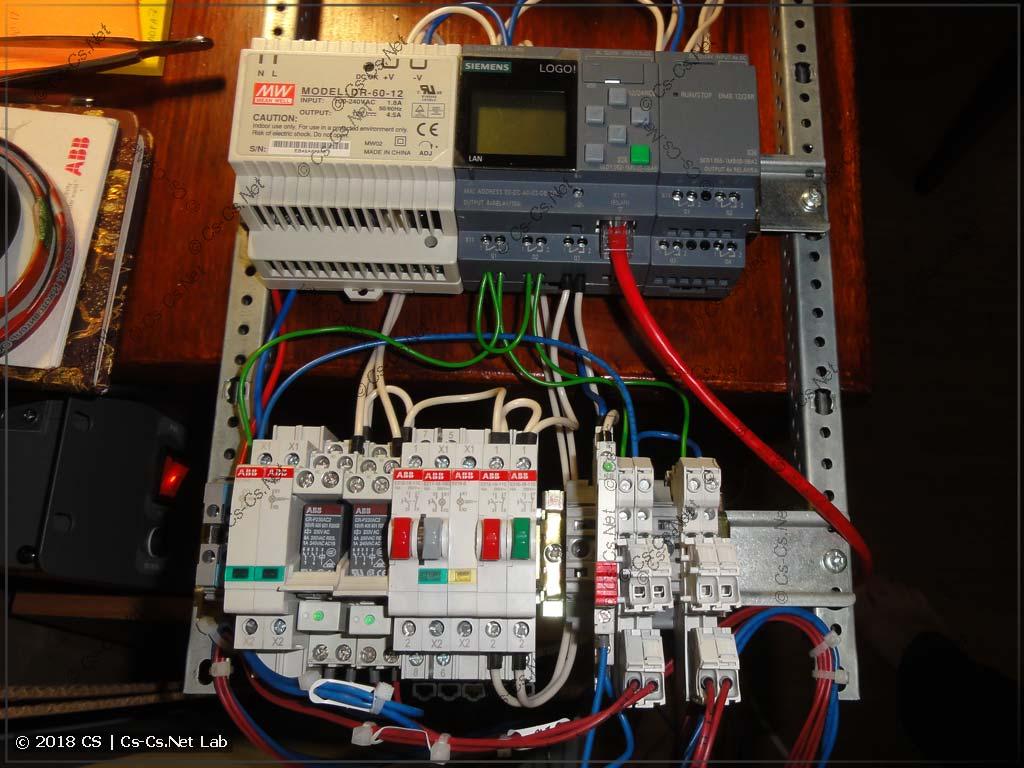 Эмулятор IPM из гавна и палок (на старом макете для других целей)