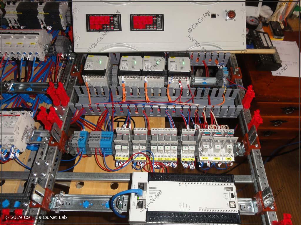Все приборы подтянулись и отвечают по ModBus нормально