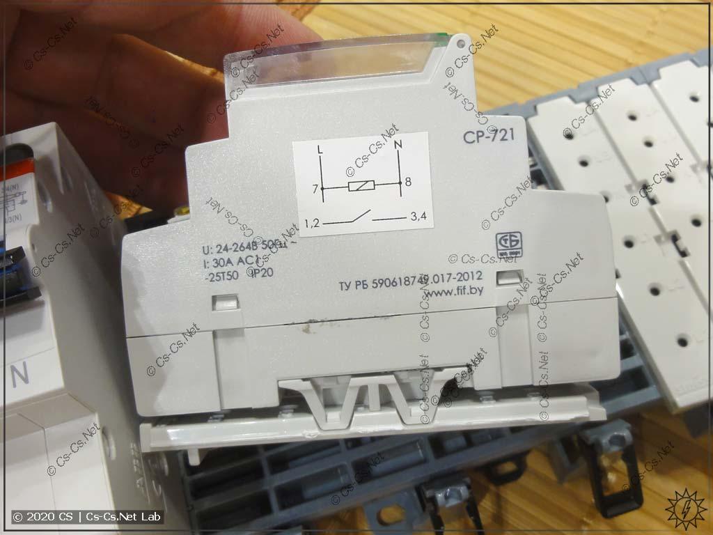...а теперь ставим на ZLS100 + ZLS101 обычную модульку, которая не предназначена для шин SMISSLINE