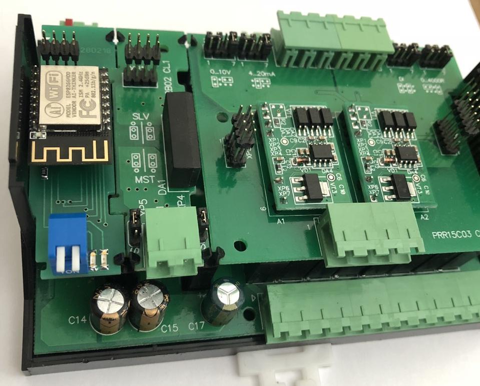 Дополнительные модули WiFi/Ethernet для ПР200 (сторонняя разработка)