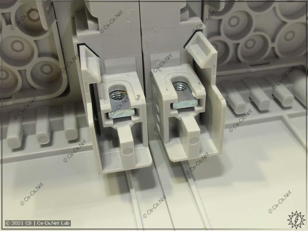 Новые держатели EDF-профилей в щитах ComfortLine CA: упрочнённые